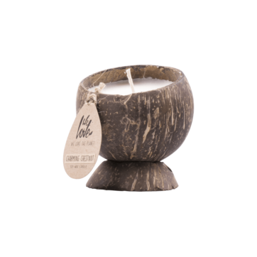 Coconut candle Charming Chestnut Sfeer kaars