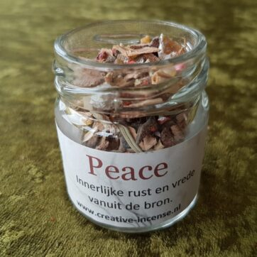Incense geur - PEACE