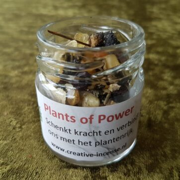 Incense geur - PLANTS OF POWER