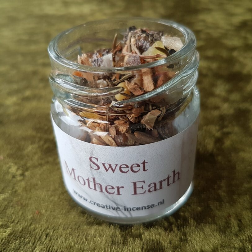 Incense geur - SWEET MOTHER EARTH
